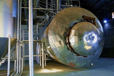 能源转型万里行:家用生物质锅炉供热系统
